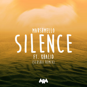 Marshmello, Khalid, Slushii, Marshmello x Khalid x Slushii - Silence