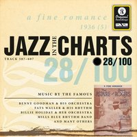 Jazz in the Charts Vol. 28 - A Fine Romance — Sampler