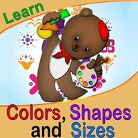 Learn Colors Shapes and Sizes — The Kiboomers