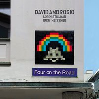 Four on the Road — Loren Stillman, David Ambrosio, Russ Meissner, Russ Weissner