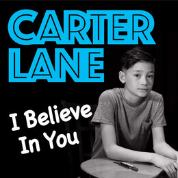 I Believe in You — Carter Lane