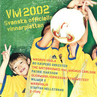 VM 2002 - Svenska officiella vinnarplattan — сборник