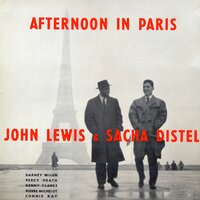 Afternoon in Paris — John Lewis and Sacha Distel