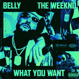 What You Want — Belly, The Weeknd