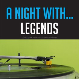 A Night with ... Legends — Coleman Hawkins, Ben Webster Sextet, Ben Webster & His Orchestra, Ben Webster & His Orchestra, Coleman Hawkins, Ben Webster Sextet