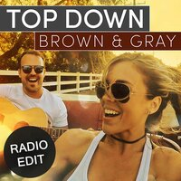 Top Down — Brown & Gray
