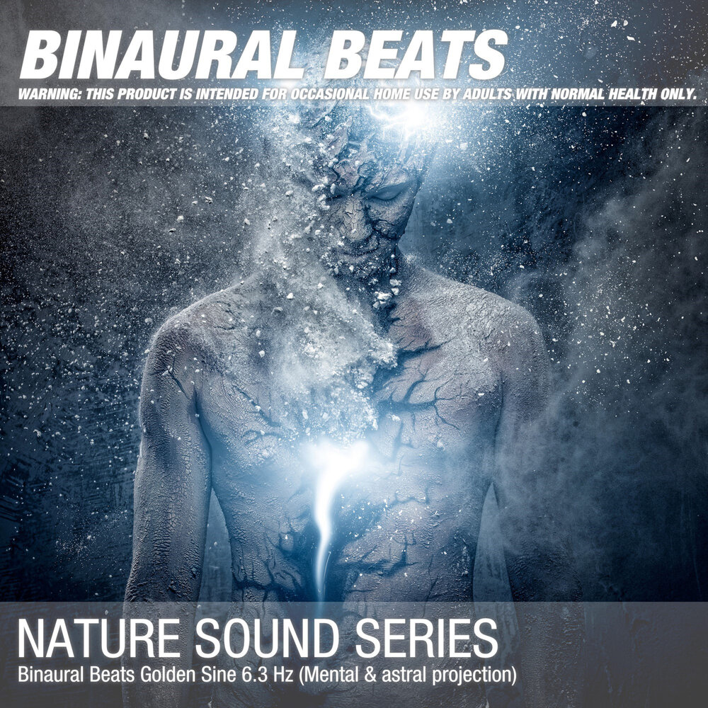 Binaural Beats Golden Sine 6 3 Hz (Mental & astral