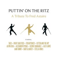 Puttin' on the Ritz - A Tribute to Fred Astaire — сборник