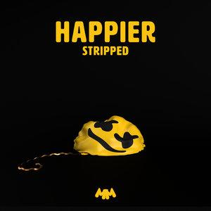 Marshmello, Bastille - Happier