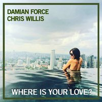 Where Is Your Love — Chris Willis, Damian Force