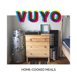 Home-cooked Meals — Vuyo