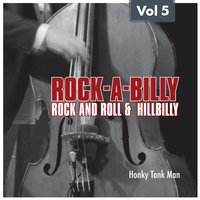 Rock-A-Billy Rock'n' Roll and Hillbilly Vol. 5 — сборник