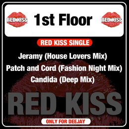 Red Kiss Single (Only for Deejay) — 1st Floor