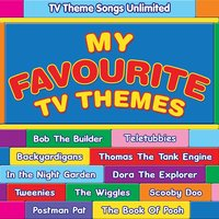 My Favourite TV Themes (Vocal) — TV Theme Songs Unlimited