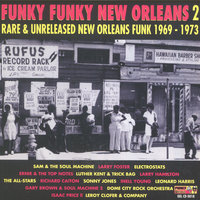 Funky Funky New Orleans, Vol. 2 — сборник