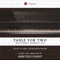 Table for Two — Mercuzio Pianist