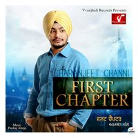 First Chapter — Charanjeet Channi