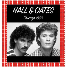 Park West, Chicago, 27 February 1983 — Daryl Hall, John Oates