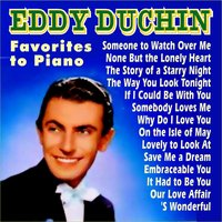 Favorites to Piano — Eddy Duchin
