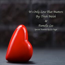 It's Only Love That Matters — TRISH MELEK, PAMELLA LEE, LU VEGA