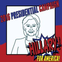 Hillary for America! 2016 Presidential Campaign — сборник