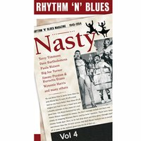 Rhythm 'n' Blues - Nasty, Vol. 4 — сборник