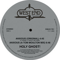 Anxious / Spirit of Sunshine — Holy Ghost!, The Chuck Davis Orchestra