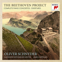 The Beethoven Project - The 5 Piano Concertos & 4 Overtures — Oliver Schnyder, Luzerner Sinfonieorchester