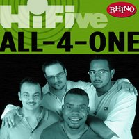 Rhino Hi-Five: All-4-One — All-4-One