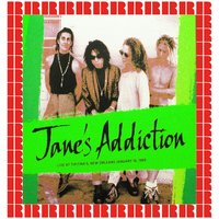 Tipitina's, New Orleans, La. January 16th, 1989 — Jane's Addiction