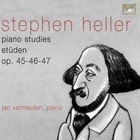 Heller: Piano Studies — Jan Vermeulen