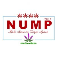 Free the Weed — Nump