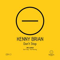 Don't Stop — Kenny Brian