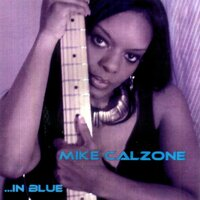 In Blue — Mike Calzone
