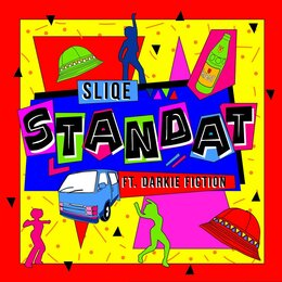 Standat — Sliqe, Darkie Fiction