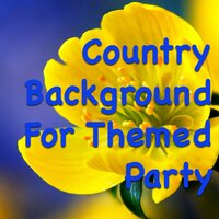 Country Background For Themed Party — сборник