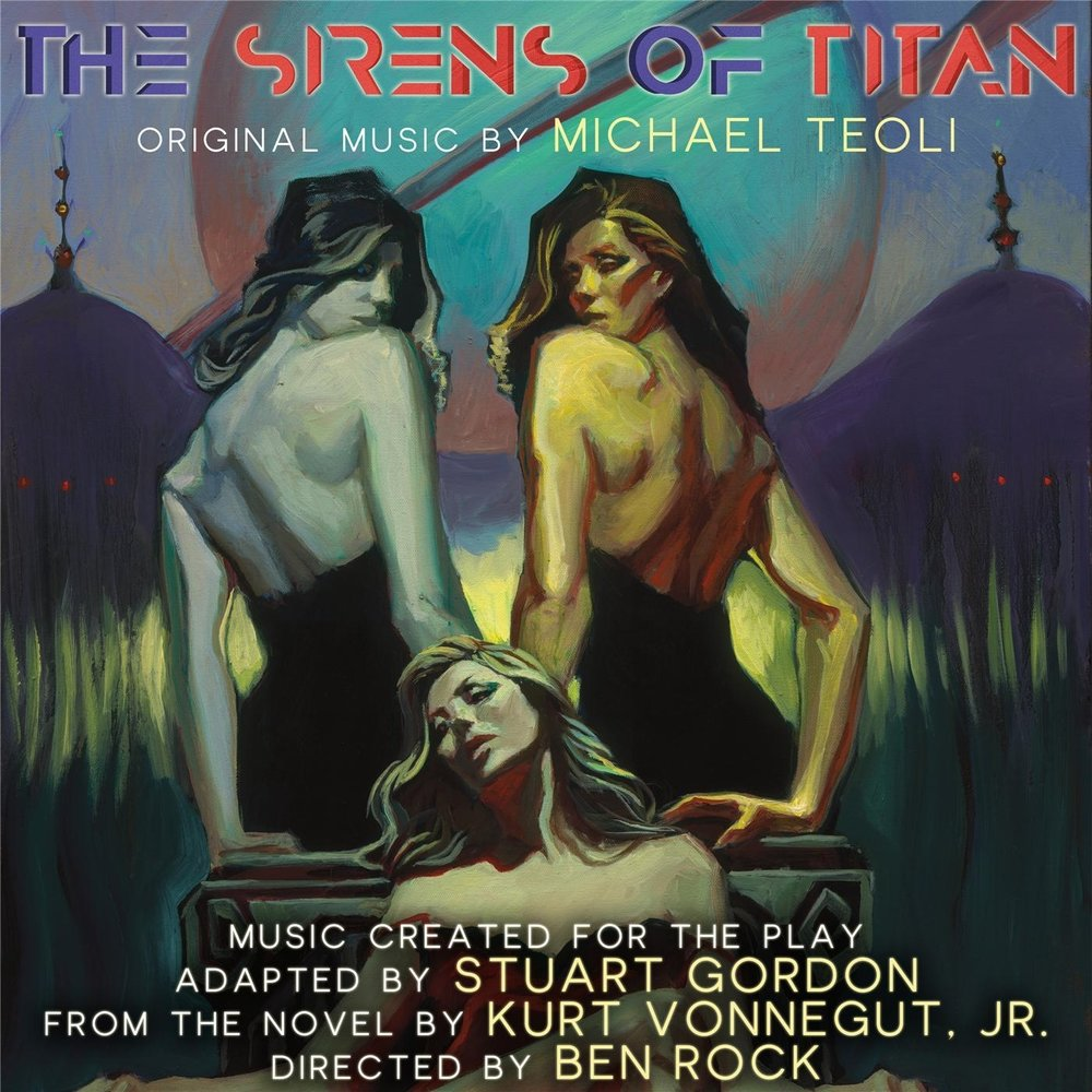 sirens of titans The sirens of titan is a comic science fiction novel by kurt vonnegut, jr, first published in 1959 his second novel, it involves issues of free will.