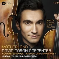 Motherland - Shor: Lullaby for Mark — London Philharmonic Orchestra, David Aaron Carpenter