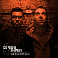 All This Time Remixes — D-Malice, Clara Hill, Kid Fonque, Kid Fonque|D-Malice