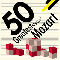 50 Greatest Works Of Mozart — сборник