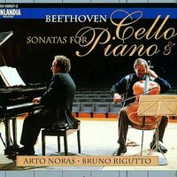 Sonatas for Cello and Piano — Noras, Arto (Cello) and Rigutto, Bruno (Piano)