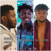Tonight — DJ Brytos, Mayorkun, Nonso Amadi