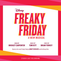 Freaky Friday: A New Musical — сборник