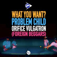 WHAT YOU WANT? — Problem Child, Orifice Vulgatron, Illaman