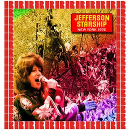 Central Park, New York, July 7th, 1976 — Jefferson Starship