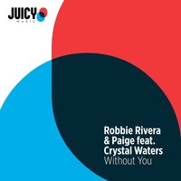 Without You — Robbie Rivera, Crystal Waters, Paige
