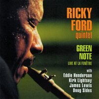 Green Note — Eddie Henderson, James Lewis, Kirk Lightsey, Doug Sides, Ricky Ford Quintet