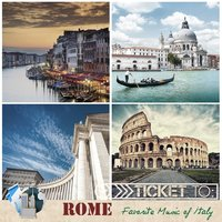 Ticket to Rome: Favorite Music of Italy — сборник