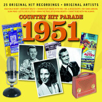 Country Hit Parade 1951 — сборник