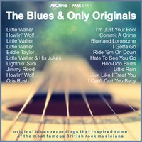 The Blues & Only Originals — сборник